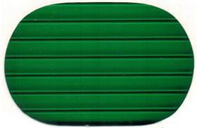 poly rỗng màu xanh lá cây