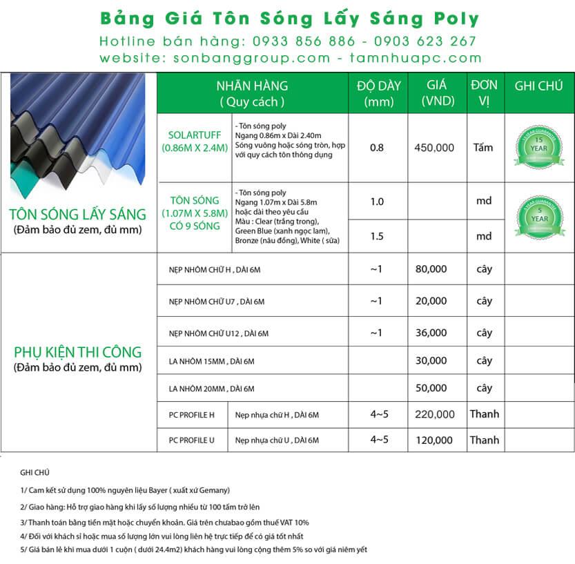 bang-gia-ton-song-poly-moi-sonbang